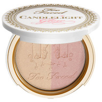Candlelight Glow Highlighting Powder Duo - Too Faced | Sephora