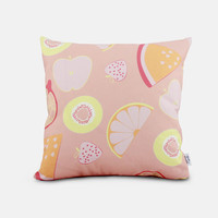 fruit salad / outdoor scatter cushion