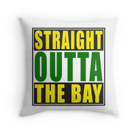 Straight Outta The Bay Green Yellow2 by straightoutta