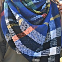 Cozy Up To Me Scarf