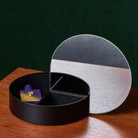 Black Mirror Jewelry Box