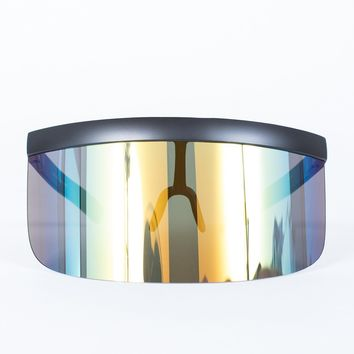 Futuristic Shield Sunnies