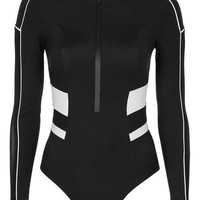 Long Sleeve Colour Block Body by Ivy Park - Ivy Park - Clothing