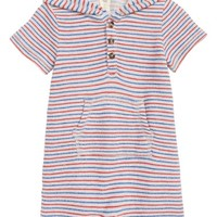 Tucker+Tate USA Hooded Romper (Baby Boys) | Nordstrom