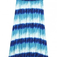 DYE EFFECT MAXI SKIRT | GIRLS SKIRTS CLOTHES | SHOP JUSTICE