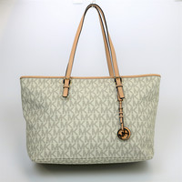 Michael Kors Jet Set Travel Medium Top Zip Tote