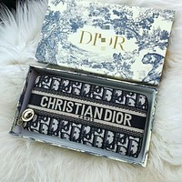 Dior Long Wallet Casual Fashion Clutch bag