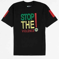 Cross Colours Stop The Violence Tee