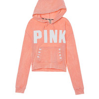 Cropped Pullover - PINK - Victoria's Secret