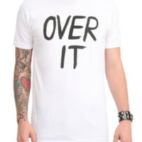 Over It Slim-Fit T-Shirt