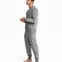 H&M Velour Pajamas $34.99