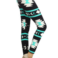 SPEARMINT FRESH LEGGINGS
