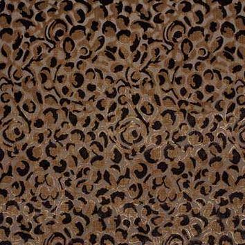 Mulberry Fabric MARCHMAIN VELVE.COFFEE Marchmain Velvet Coffee