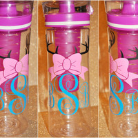 Monogrammed Cup Personalized Cup Monogram Cup Monogram Tumbler Personalized Tumbler Personalized Gift Monogram Gift Teacher Gift Party Cup