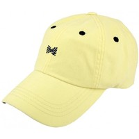 Bowtie Hat in Light Yellow with Navy by Frat Collection