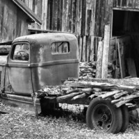 Dodge In The Country by Dan Sproul