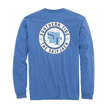 ST Patch Long Sleeve T-Shirt by Southern Tide