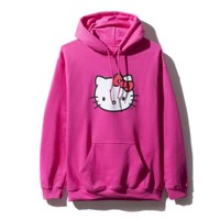 Antisocial Social Club Hello Kitty Hoodie