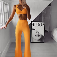 Safista Bandage Two Piece Set