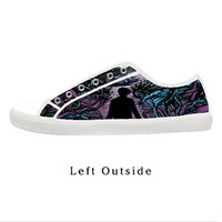 Custom A Day To Remember Women's Canvas Shoes Fashion Shoes for Women