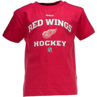 Detroit Red Wings NHL Kids Authentic Predecessor T-Shirt