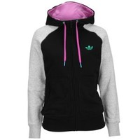 adidas Originals French Full-Zip Hoodie - Women's