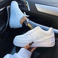 Nike Air Force 1 Jester XX White Sneakers Sport Shoes