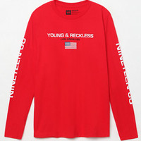 Young & Reckless Charter Long Sleeve T-Shirt at PacSun.com