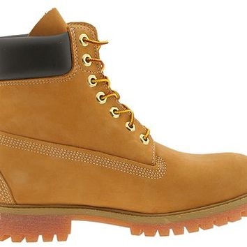 "Timberland Classic 6"" Premium Boot Brick - Zappos.com Free Shipping BOTH Ways"