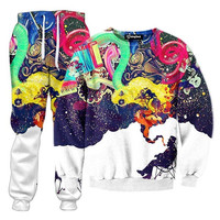 Artistic Jazz Tracksuit