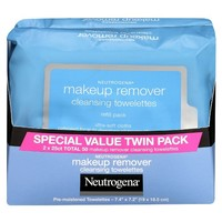 Neutrogena® Makeup Remover Cleansing Towelettes Refill Pack - 2pk