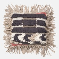 Loloi Grey / Multi Decorative Throw Pillow (P0093)