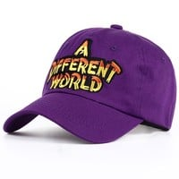 A Different World Dad Cap