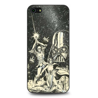 Old Star Wars Black and White iPhone 5 | 5S case