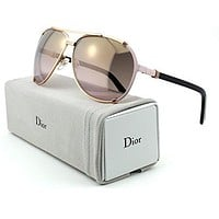 Christian Dior Chicago 2/S Metal Woman Aviator Sunglasses