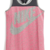 Girl's Nike 'HBR Graphic Tank Top,