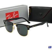 Ray Ban Men Fashion Summer Sun Shades Eyeglasses Glasses Sunglasses 6#
