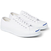 Converse - Jack Purcell Special Canvas Sneakers   MR PORTER