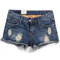 Jeans Shorts Summer Style
