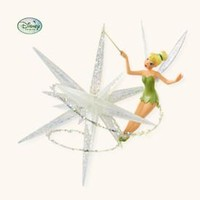 Disney - A Touch Of Tink - 2008 Hallmark Ornament