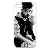 Cool Justin Bieber New Style Hard Case for iphone 5