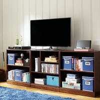Stack Me Up Low Bookcase Set