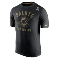 Nike Salute to Service Legend (NFL Dolphins) Men's Training Shirt