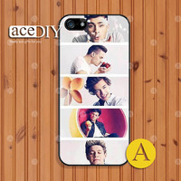 One Direction, Phone cases, iPhone 5 case, iPhone 5s case, iPhone 4 case, iPhone 4s case, Case for iPhone, Skins,Cover Skin--A50790