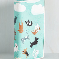 Critters Very Well Rained Wallet by ModCloth