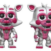 Funko Pop Games: FNAF Sister Location - Funtime Foxy Vinyl Figure
