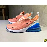 NIKE AIR MAX 270 Trending Casual Air Cushion Running Sport Shoes Sneakers 3#