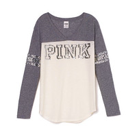 Athletic Long Sleeve Tee - Victoria's Secret