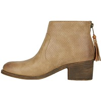 Billabong Women's Talia Booties Shoe | Dune
