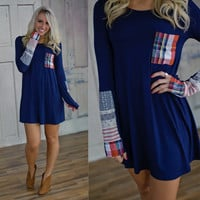 Young and Reckless Tunic - Piace Boutique